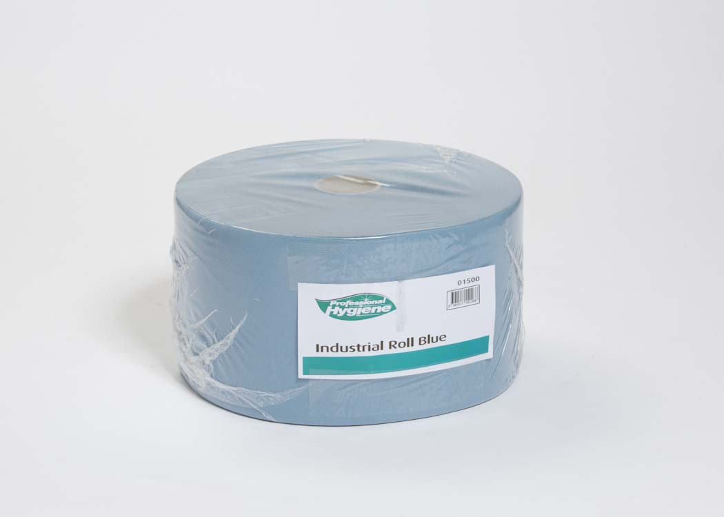 FORECOURT ROLL 1 PLY BLUE - 1200m x 20cm image